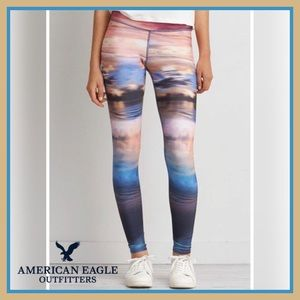 American Eagle Outfitters Pants - 🆕 AEO Hi-Rise Yoga Leggings
